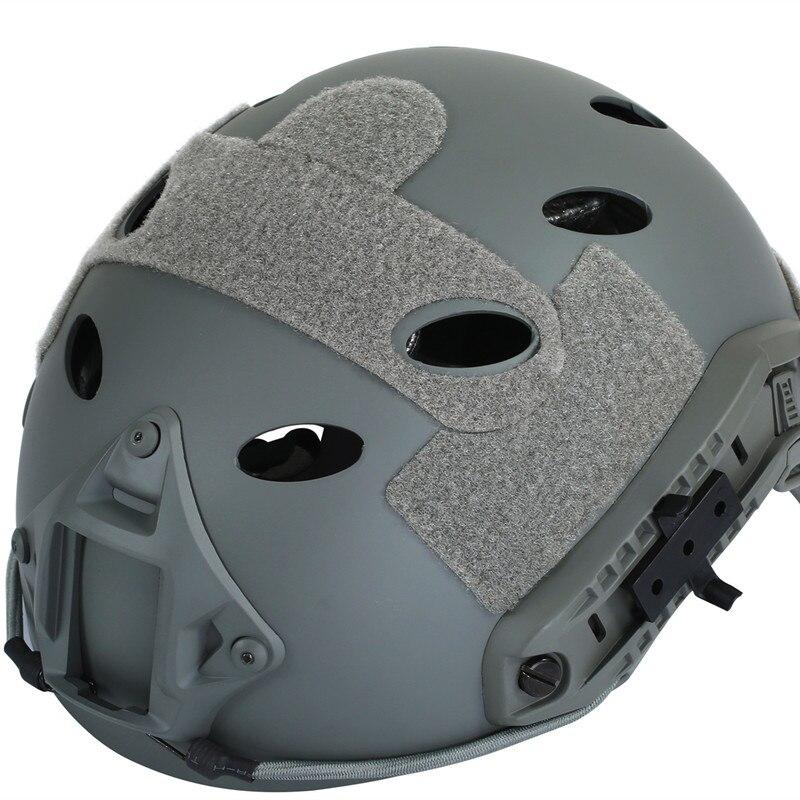Masque extérieur Emerson Paintball saut rapide protection tactique armée militaire casque couverture Casco Airsoft casque accessoires