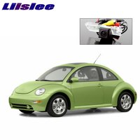 LiisLee Car CCD Night View Vsion Rear Camera For Volkswagen VW New Beetle Bjalla backup Reverse Image Reversing HD Camera
