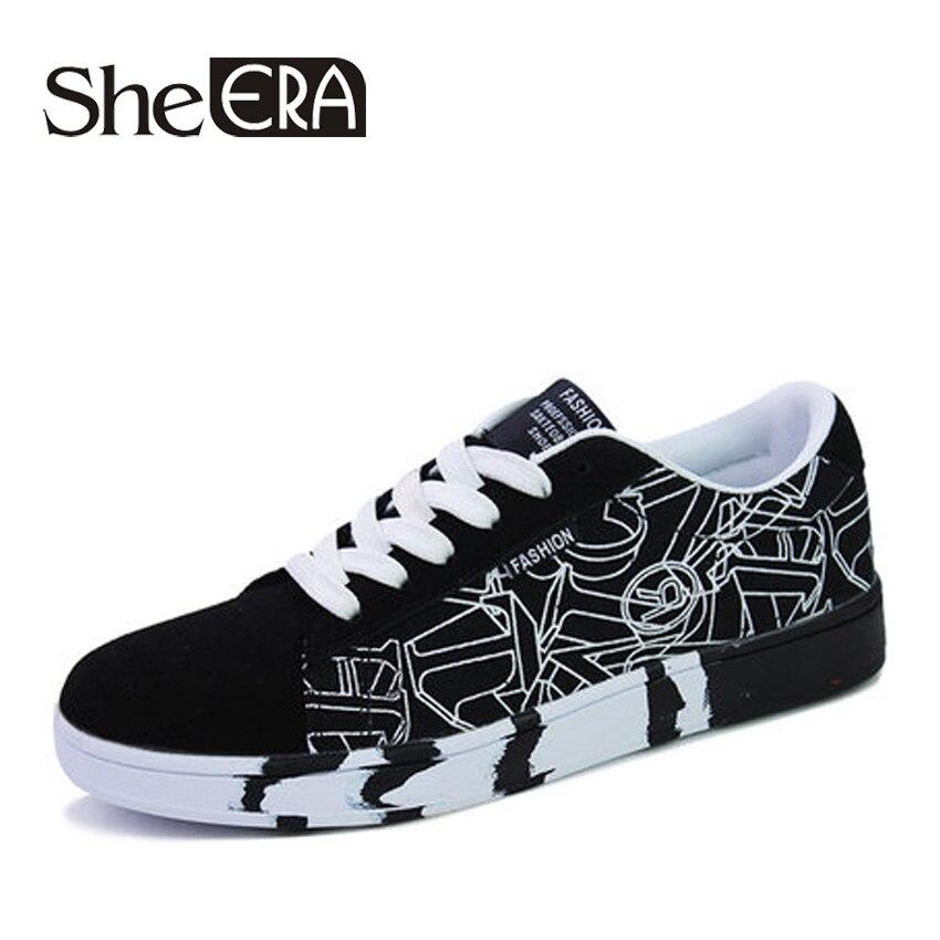 Мужская Мода парусиновая обувь Демисезонный холст Кружево на шнуровке Повседневная обувь для отдыха на открытом воздухе Дышащая обувь на п... ...