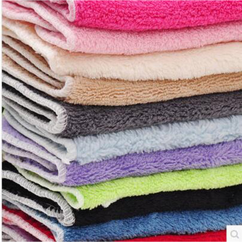 Magical bamboo microfiber cleaning cloth fiber for Cloth material for sale