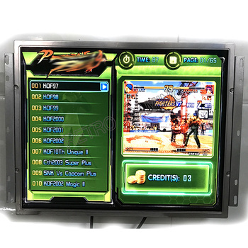 Arcade game machine part 19 inch display arcade game monitor for arcade cabinet game machines фото