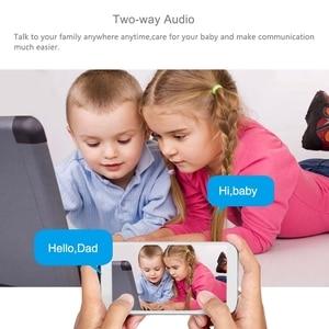 Image 2 - Keeper HD IP מצלמה WiFi אלחוטי אבטחת בית מצלמה מעקבים מצלמה 1080P 2MP תינוק צג ראיית לילה CCTV מצלמה 3