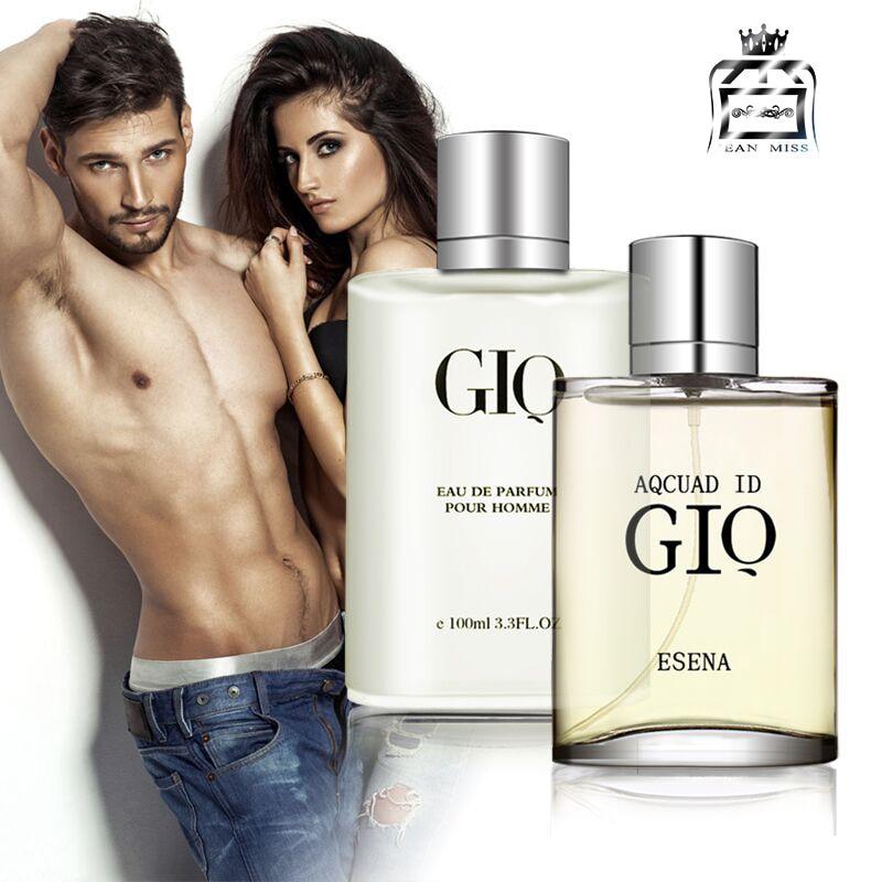 Men Pheromone Bottle Long Lasting Fragrance Spray Men's Cologne Pheromone Eau De Cologne Deodorant