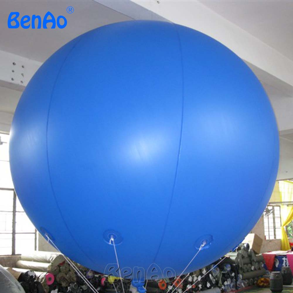 AO058O  2M Helium Balloon Ball PVC  helium balioon / inflatable sphere/sky balloon for sale inflatable helium balloon
