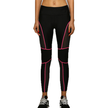 Women Sport Running Leggings Patchwork Fitness Yoga Pants Ladies Slim Legging Quick dry Sports Tights for Gym Running