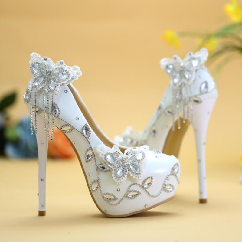 eb32b273 Mujeres-bombas-zapatos-de-boda-mujer-mariposa-Nudo-zapatos -de-novia-Rhinestone-encaje-se-oras-zapatos.jpg