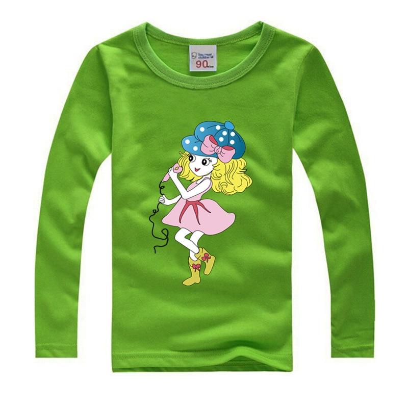 10 8 12 Mädchen Langarm-t-shirts Kinder 2018 Frühling Herbst Große Prinzessin T-shirt Kinder Kleidung Baumwolle Baby Mädchen Tops Tees ZuverläSsige Leistung