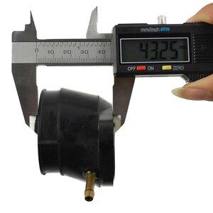 Image 3 - AHL 4pcs קרבורטור כרית פלסטיק לשקע צריכת קרבורטור סעפת ממשק דבק עבור ימאהה XJR1200 XJR1200SP XJR1300 FJR1300