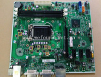Placa-mãe para P6-2131JP H-JOSHUA-H61-uATX h61 696233-001 698346-501 670960-001 sistema mainboard  totalmente testado