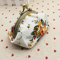 XIYUAN BRAND Fashion And Exquisite European And American Style Ladies Women Floral Clutch Hand Bag Wallet