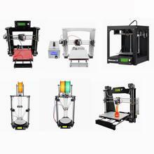 2017 Newest 9 Models 3D Printer DIY KIT Wholesale Price