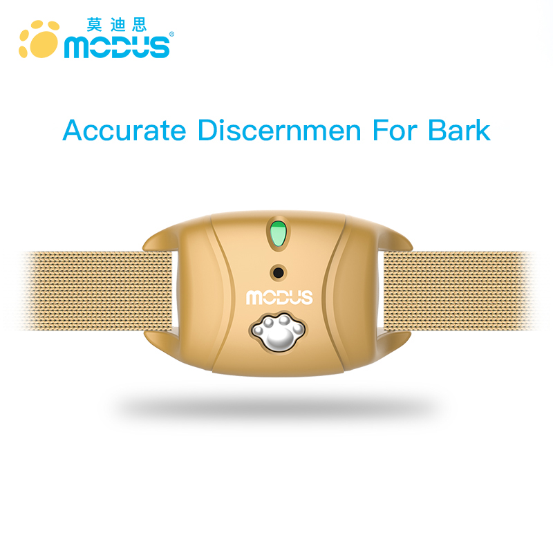 New Arrival Brand Auto Protection and Safe Pet Products Static Bark Control Dog Collar