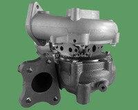 New GT2056V 769708 Turbo Turbine Turbocharger For NISSAN  Navara 2.5DI YD25 171HP 2.5L with full gaskets|turbocharger t3 -