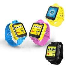 JM13 3G الذكية كاميرا مراقبة GPS LBS WIFI أطفال ساعة اليد SOS مراقب المقتفي إنذار ل IOS الروبوت ساعة ذكية للطفل pk q90 q50