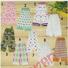 Baby Leg Warmer Boy Polka Dots Heart Camo Striped Infant Knee High Socks Free Size(China)