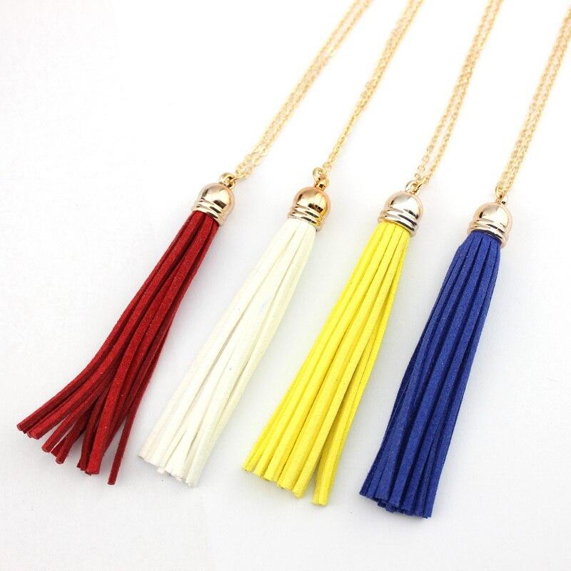 ZWPON más nuevo caliente venta de moda bohemia rojo y azul y - Bisutería - foto 2