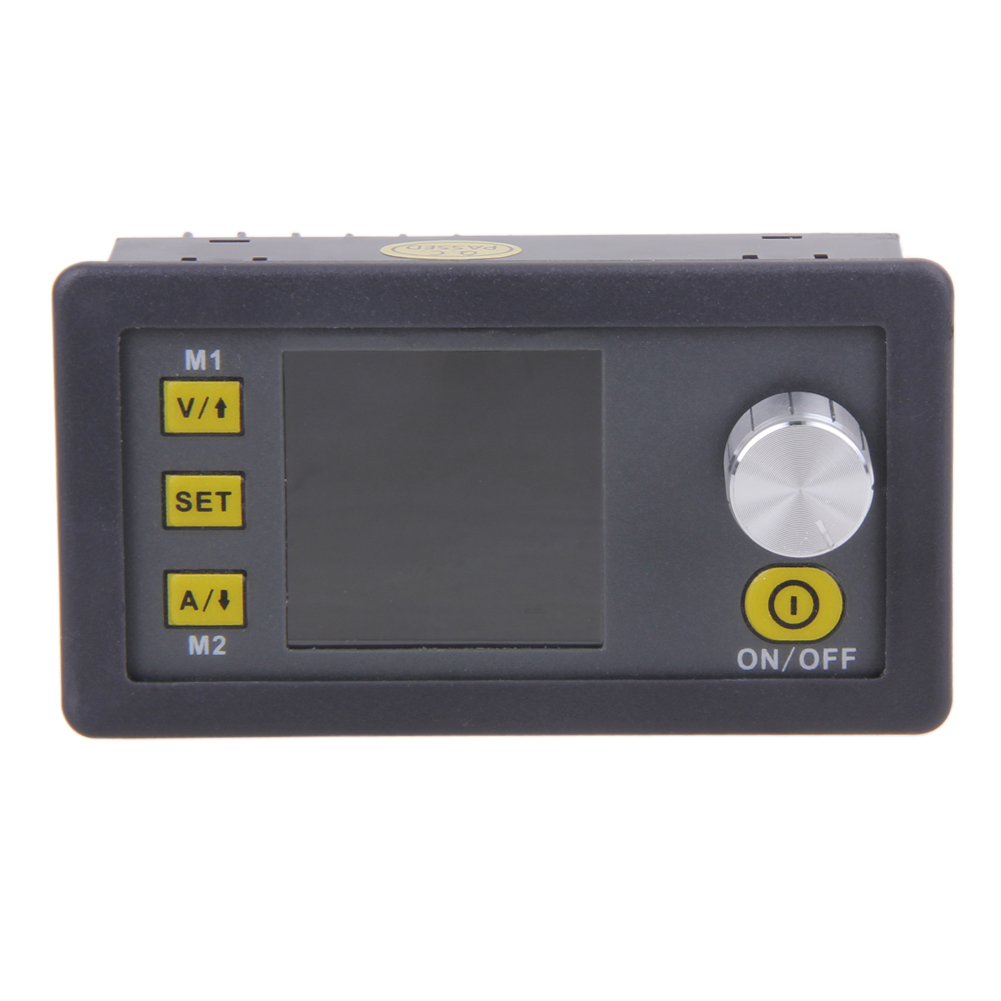 Constant Voltage Current Step-down Programmable Power Supply Module Voltmeter Ammeter Current Tester LCD Display Adjustable Volt diy kit dc dc adjustable step down regulated power supply module belt voltmeter ammeter dual display