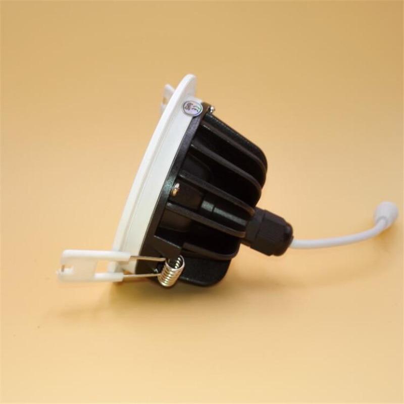 Fabrika vruća prodaja 15 W COB osvijetljena svjetlo Vodootporna IP65 - Unutarnja rasvjeta - Foto 4