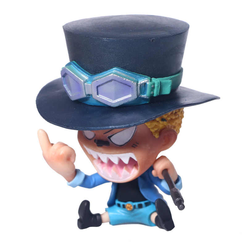 One Piece Sabo Jovem Ver. Onepiece PVC Action Figure Collectible Modelo Toy