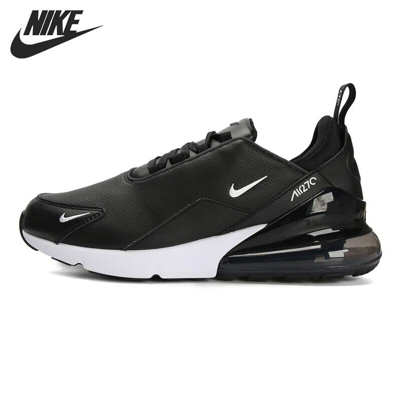 Nouveauté d'origine NIKE AIR MAX 270 PRM LEA chaussures de course homme baskets