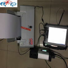 2017 Latest MB Star C5 SD Connect with Xplore ix104 tough tablet (4g, i7) +ssd software V2017.09 ready to use in printer ip1888