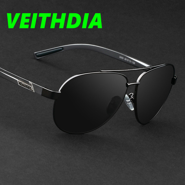 2017 Men Brand Design Coating Polarized Sunglasses Driving Mirror Fashion Goggles Glasses oculos Eyewear Accessories 2605