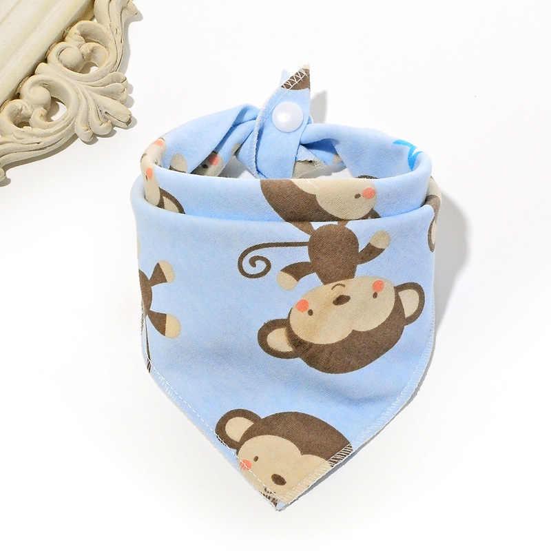 11 algodón bebé bibshute recién nacido niños algodón eructos baberos bandana para alimentación de bebé babero para niñas y niños bebé bufanda Saliva