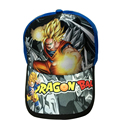 Cartoon Dragon Ball Goku Hat For Kids Baseball Cap Sun Hats Cotton Dragon Ball Z Cap Casquette Sunshade Cap Hip Hop Caps HT-100