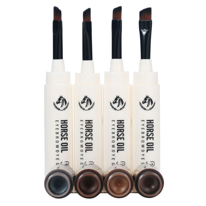 MY YOUR Store Waterproof Makeup Eye Brow Pencil Pen Fine Eyebrow Enhancer Brow Make Up Cosmetic Natural Eyebrow Lasting Gel Eyebrow H3 LX11