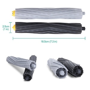 Image 4 - vacuum cleaner parts 14PCS Accessories for iRobot Roomba 880 860 870 871 980 990 Replenishment Parts Spare Brushes Kit
