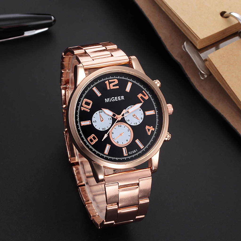 Women Lover's Watches Top Brand Luxury Gold Ladies Watch Stainless Steel Band Classic Bracelet Female Clock Relogio Feminino