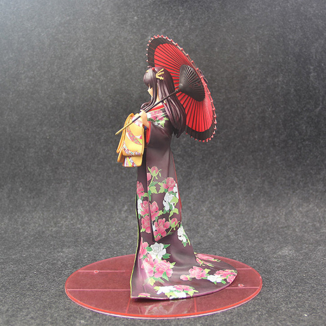 Saenai Heroine No Sodatekata Action Figure Kimono Ver. 1/7 scale Figure Model Collection Gifts no retail box (Chinese Version) 5