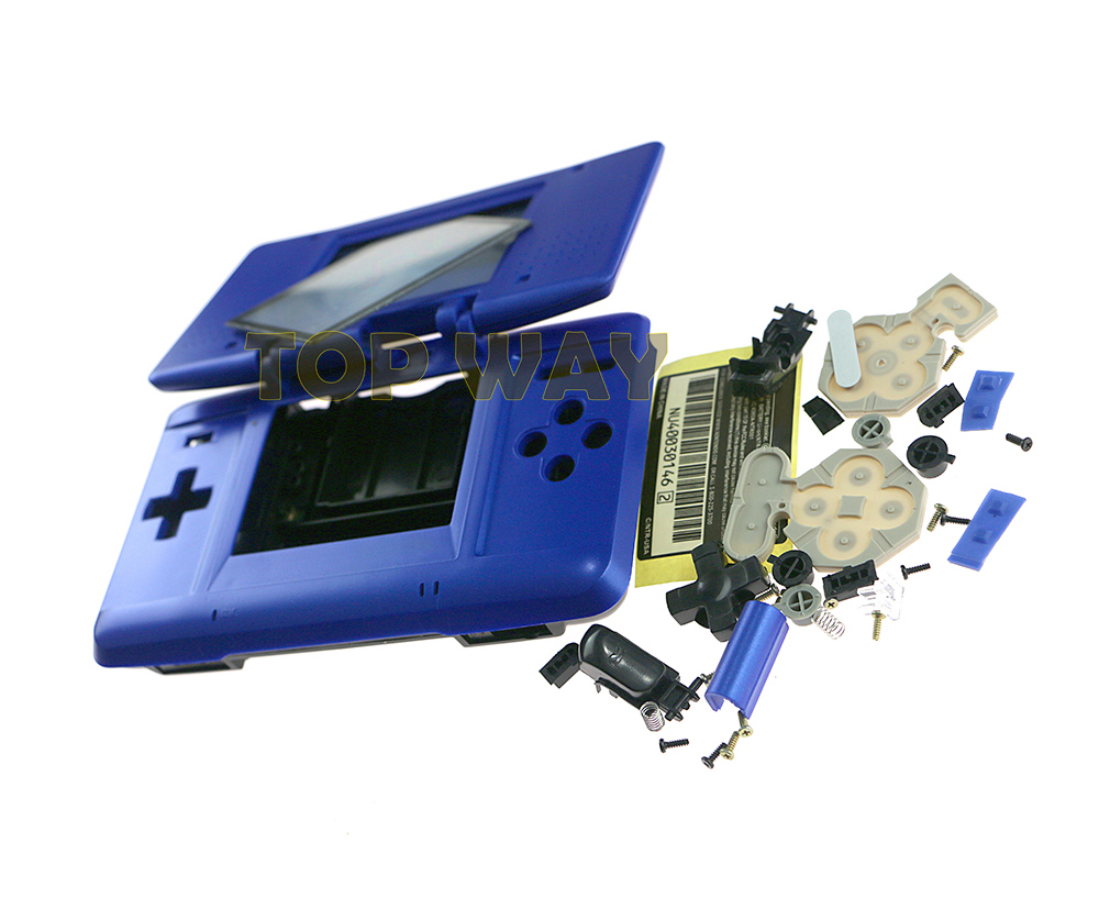 ChengChengDianWan Full Parts Shell Replacement Housing For Nintendo DS NDS
