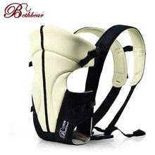b4d86e0406ba Bethbear 2-24 Mois Multifonctionnel Avant Face Porte-Bébé Infantile  Confortable bébé Sling Sac À Dos Pouch Wrap Bébé Kangourou