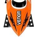 Increíble UDI001 2.4G 4CH Control Remoto Juguetes RC Barco de enfriamiento de agua juguete 25 kM/H Alta Velocidad VS FT007 FT009 Wl911 Wl912 Mejores Regalos