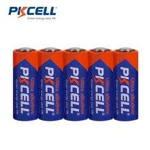 Cartão de Bateria Secas para Controle Câmera do Jogo Pkcell 5 Pcs e 1 Alcalina 23A 12 V Mercúrio Ambiental Proteger Pilhas Remoto de Alarme