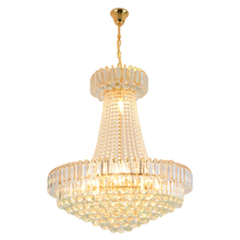 Golden Crystal Light Round LED Luster chandelier Luxury Hotel Villa Duplex Stair lamps Chandeliers lighting fixture duplex building stair crystal chandelier spiral villa foyer led chandeliers light lighting free shipping