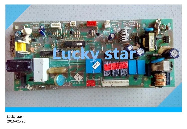 95% new for Haier Air conditioning computer board circuit board KF-50LW/UAF KFRD-51LW/UAF 0010403712 good working 95% new for haier refrigerator computer board circuit board bcd 198k 0064000619 driver board good working
