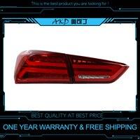 AKD Тюнинг автомобилей задние фонари для Toyota Chevrolet Malibu XL 2016 2019 задние фонари светодиодный DRL ходовые фары, противотуманные фары заднего парков