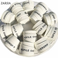 60 pcs (White)ZARSIA RACKET overgrip Tennis overgrip tennis rackets replacement grip,badminton grip