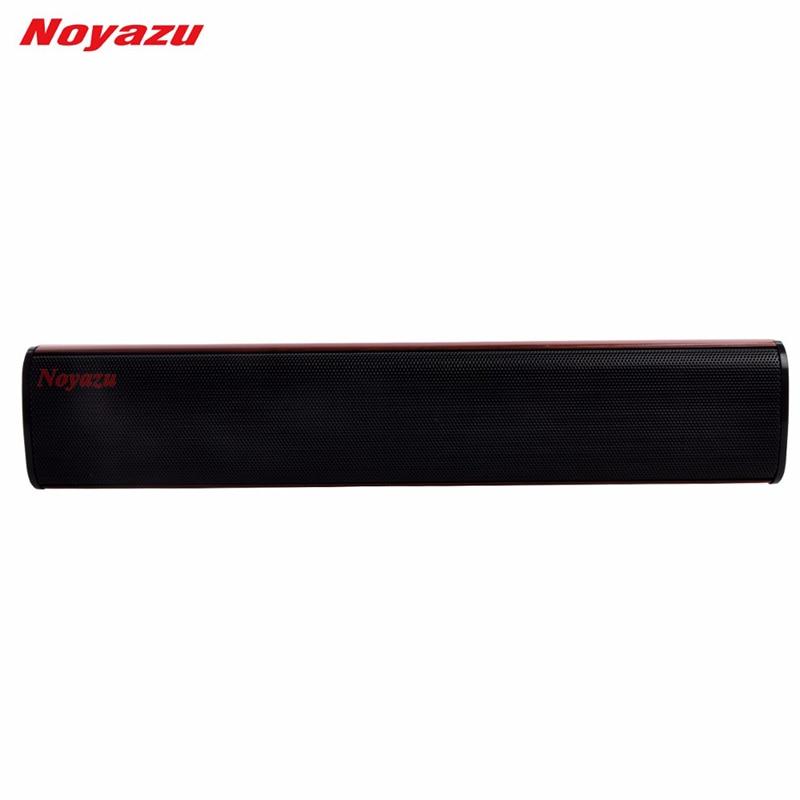 Noyazu E30 Bluetooth Speaker Soundbar Portable Column Wireless Speaker Sound Bar for Computer TV SoundBar for Home Theater shunpad bs 28 wireless bluetooth sound bar speaker television audio fiber coaxial television soundbar sound portable speaker
