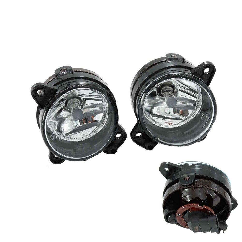 2Pcs For VW Transporter T5 Multivan 2003 2004 2005 2006 2007 2008 2009 2010 Car Styling Front Fog Light Fog Lamp