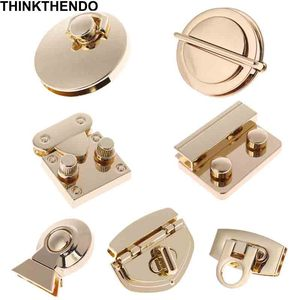 Metal Clasp Turn Lock Twist Lo