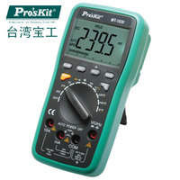 Pro'sKit MT 1820 3 5/6 dual display multi function digital multimeter (with USB cable)