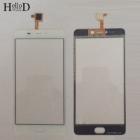 Mobile Phone TouchScreen Touch Screen Panel Lens Sensor For Leagoo T5 Touch Screen Digitizer Front Glass + Protector Film