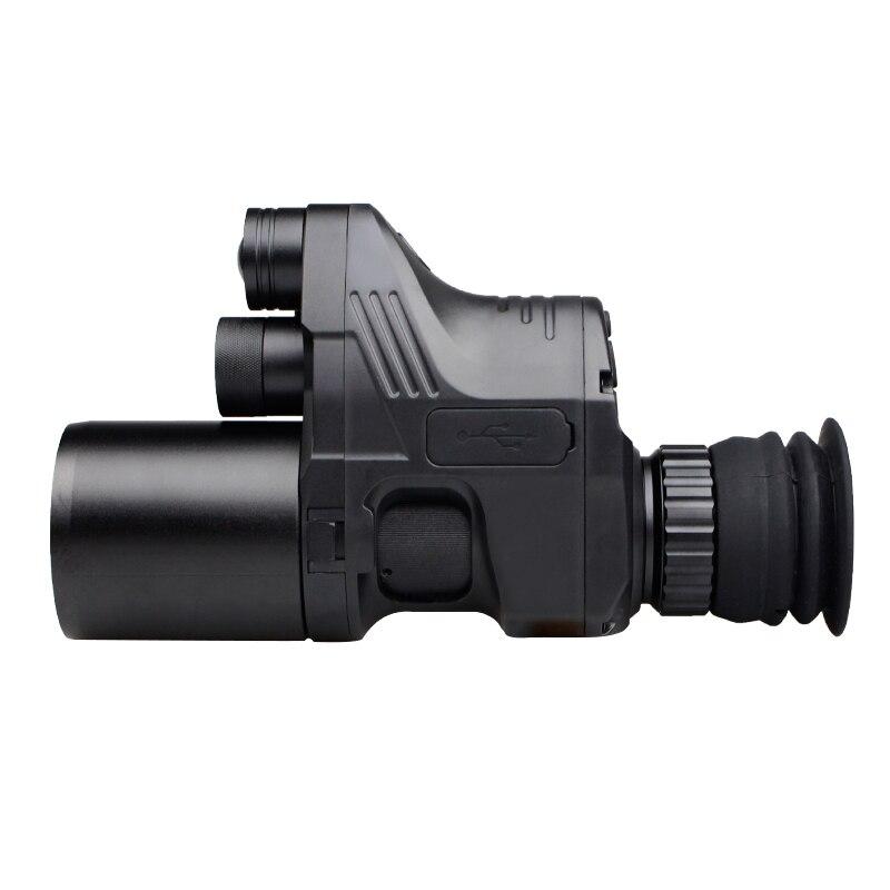 Hohe Qualität Tactical Digitale Nachtsicht Jagd Umfang Befestigung Infrarot Tag Und Nacht Vision Goggles Anblick Mit Kamera