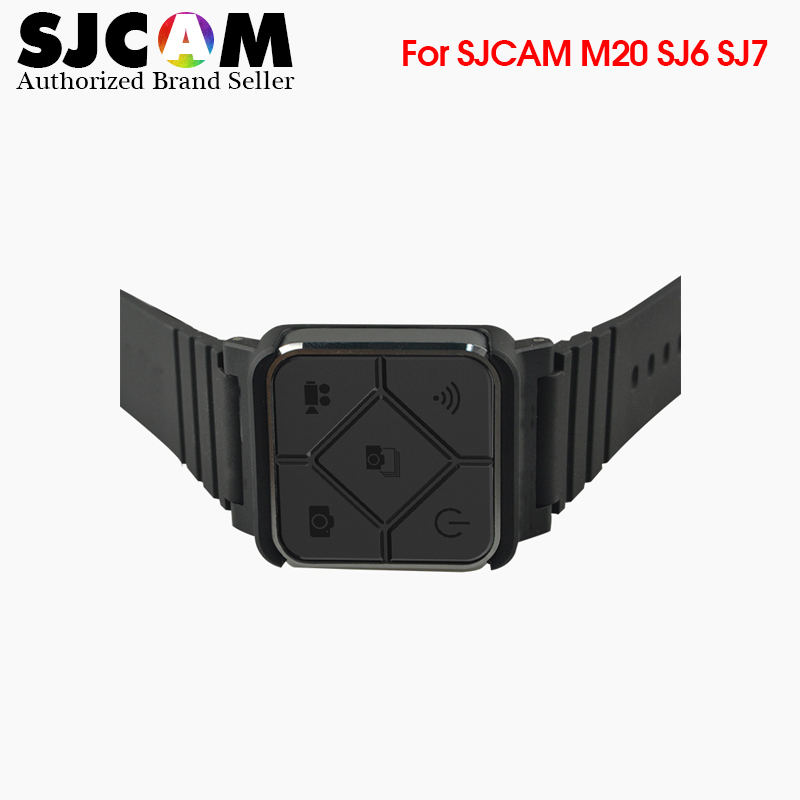 Original sjcam accesorio reloj de control remoto para SJCAM SJ6 leyenda M20 SJ7 estrella SJ8 series deportes DV Cámara de Acción de control remoto reloj