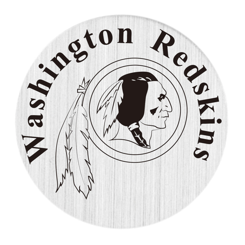 Washington Redskins 22mm Stainless Steel Floating Locket Plate USA Floating Charms Fit 30mm Living Glass Lockets 20pcs/lot