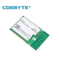 אנטנה עבור מודול אלחוטי EFR32 2.4GHz 100mW SMD 20dBm 2.4 GHz משדר ומקלט RF משדר עבור PCB IPX אנטנה (5)
