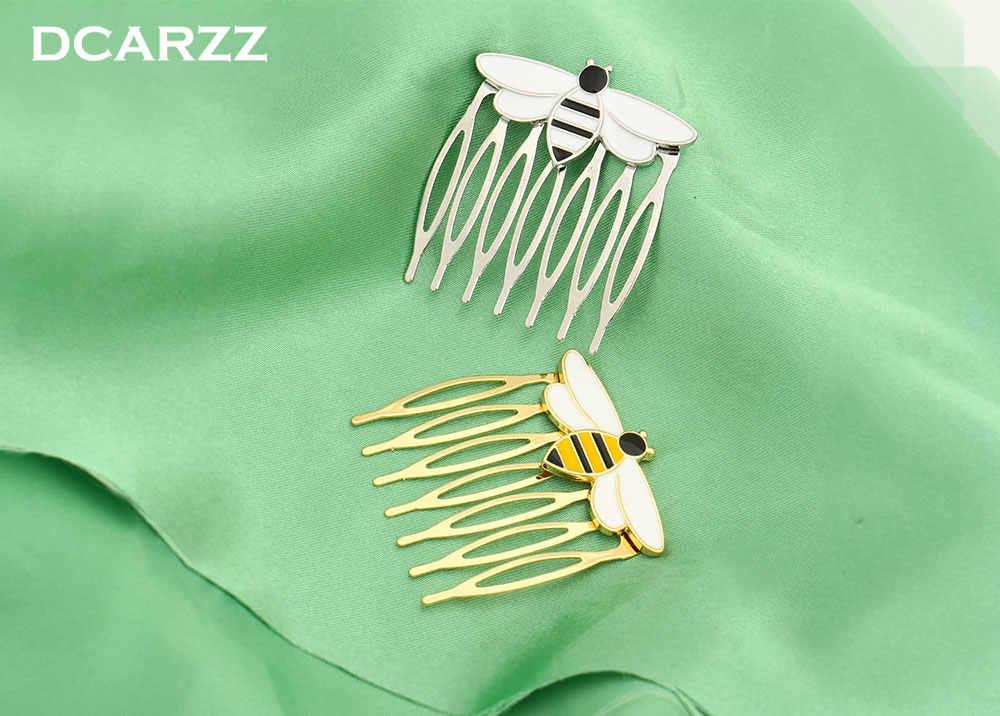 Bee Ladybug Queen Bee Hairwear, ทองสีหวีผมสำหรับหญิง/ผู้หญิง Ladybug PARTY Supplies อะนิเมะเคลือบผมเครื่องประดับเครื่องแต่งกาย